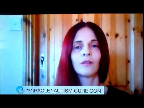 MMS Autism Cure Con - YouTube