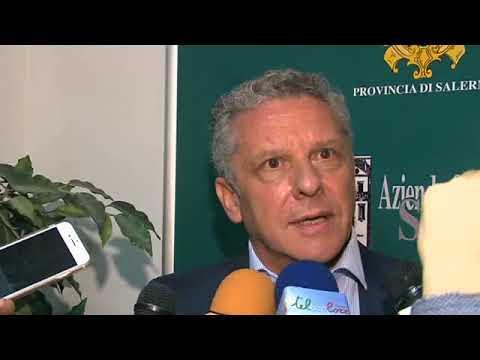 Asl, inizia l'era del commissario Mario Iervolino. Questa mattina il passaggio di testimone con l'ex manager Giordano.