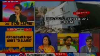 Urban Death Traps: Blatant Violations, Rules Flouted- Who's To Blame?