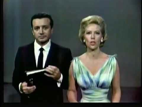 Vic Damone Dinah Shore (4/3/60)