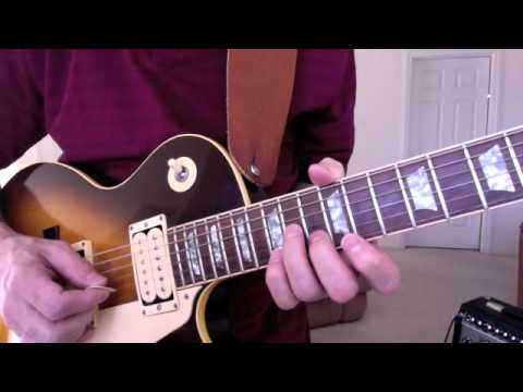 Layla Unplugged Eric Clapton Guitar Solo Lesson How To Play Youtube