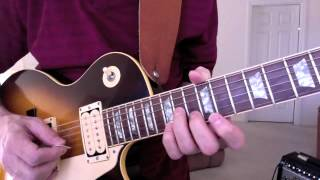 LAYLA-unplugged-Eric Clapton (guitar solo lesson) how to play