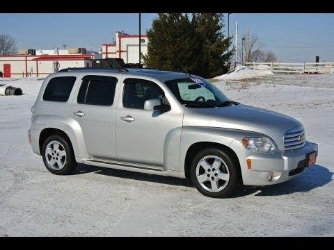 2010 Chevrolet Hhr Lt Suv Silver For Sale Dealer Dayton Troy Piqua Sidney Ohio Cp13788