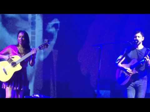 Rodrigo y Gabriela Auditorio BB karaoke parte 3