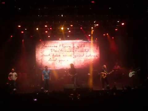 SOJA - Your Song (São Paulo 06/12/14)