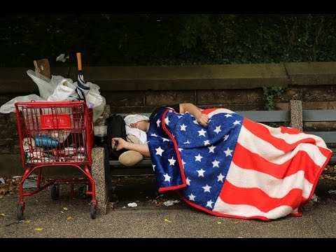 How Many Americans Live Under the WORLD Poverty Line?