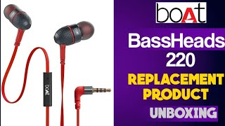 Boat Bassheads 220 Unboxing