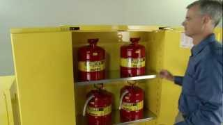 Safety Cabinets by Justrite