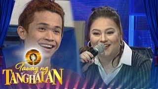 Tawag ng Tanghalan: Karla helps a TNT contestant