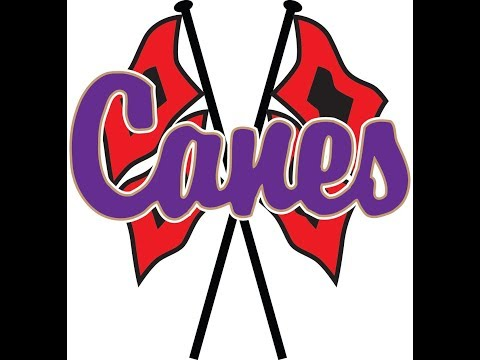 1991 Cartersville High School Purple Hurricanes vs Mary Persons High School Bulldogs
