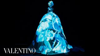 Of grace and lightfor #valentinohautecouture #fallwinter20, creative director pierpaolo piccioli explores a new approach, bringing the human digital worl...