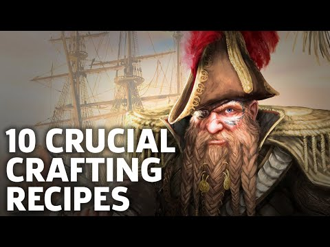 Divinity: Original Sin 2 - 10 Of The Best Crafting Recipes