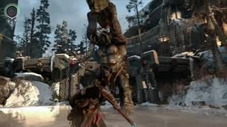 God of War E3 2016 Gameplay