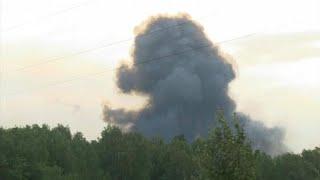 روسيا تعترف بالطابع النووي للإنفجار الذي حدث في قاعدة نيونوكسا …