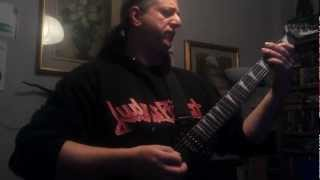 Judas Priest- Beyond the realms of death with 1°and 2°solo