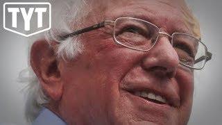 Bernie Sanders Has MSNBC Tripping Over Words