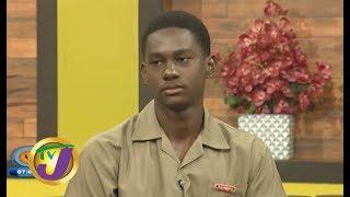 TVJ Smile Jamaica: Region Top Student  Kyle Pratt - November 5 2019