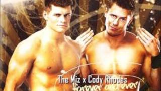 "WWE The Miz & Cody Rhods Mashup : ""I Came to Smoke"" FAIL Watch : V2"