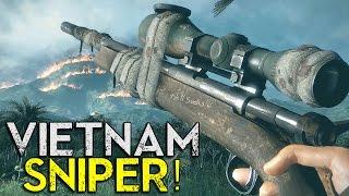 VIETNAM SNIPER! -  Battlefield: Bad Company 2