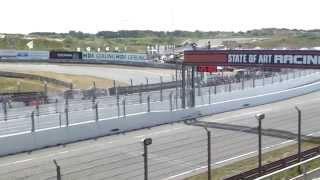 Zandvoort a Italia 2014 Minardi F1 PS03 Jos Verstappen