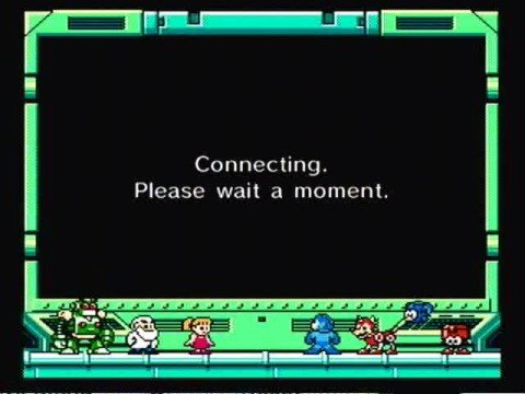 Mega Man 9 - Download Content Glitch