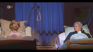 Merkel und Seehofer im Pflegeheim