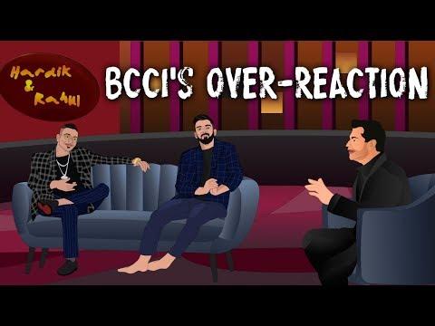 Were Hardik Pandya & KL Rahul victims of infighting between CoA and BCCI?