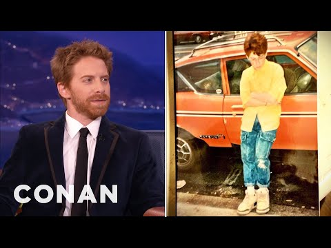 Seth Green's Embarrassing Throwback Thursday Pics