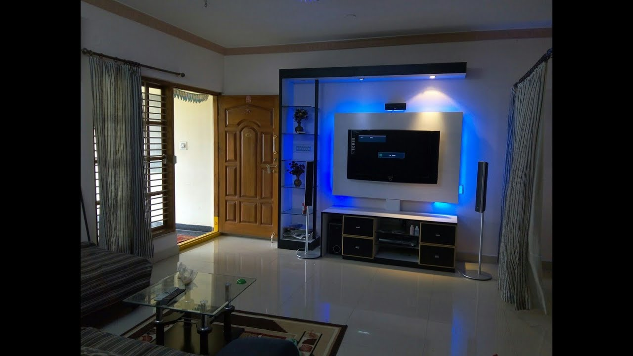 Interior Design  Bhk Furnished