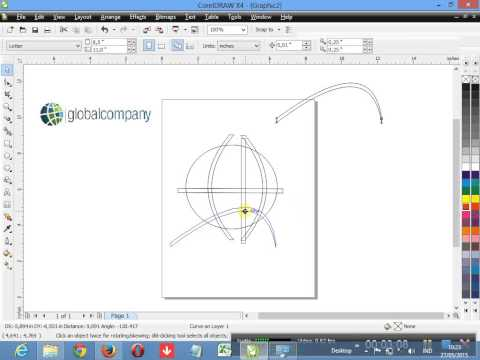 Lasselom, SpeedArt using Corel Draw X7. Please subscribe if you want to support me. thank you..