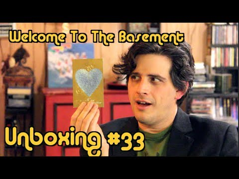 Blue Valentine  Unboxing Welcome To The Basement
