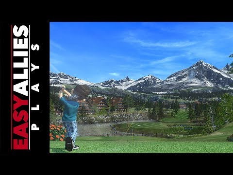 Easy Allies Plays Everybody's Golf - It, Puberty, and BBQ Sauce