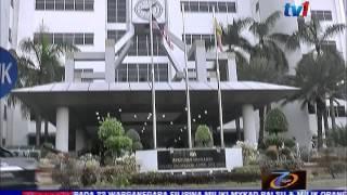 RASUAH- PEGAWAI PENYIASAT SPRM DIPENJARA DAN DENDA [12 APR 2016]