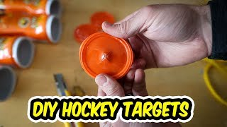 DIY Hockey Targets - Reese Mix Edition