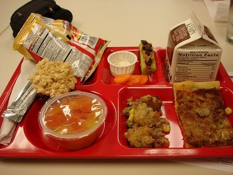 No School Lunch For You...If You're A Poor Kid In Utah