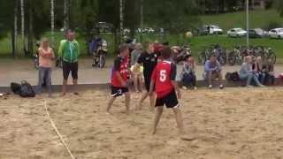 Rannakäsipalli Eesti meistrivõistlused 2015 - PUHAS RÕÕM!