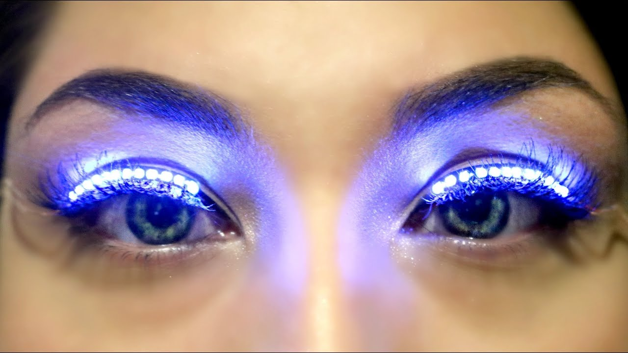 8ffd6378700 LED LASHES | LIGHT UP LASHES | Beautybyjosiek | TRENDING TRENDS FLASHES!