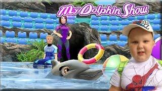 My Dolphin Show/Моё шоу дельфинов игра как мультик
