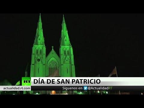 El mundo católico celebra el Día de San Patricio