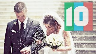 Top 10 wedding songs