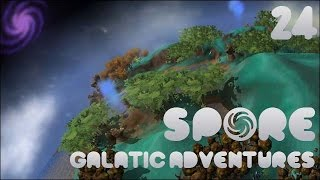 Spore! Galactic Adventures #24 - Mountains of Pink Spice!