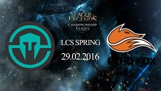 29022016 imt vs efx lcs na xuan 2016