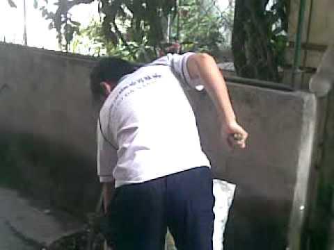 sinh viên ĐH SPKT VINH, nhặt rác kiếm tiền