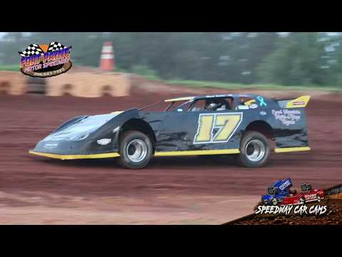 #17 Mark Sutton - Crate - 8-11-18 Fort Payne Motor Speedway - In Car Camera