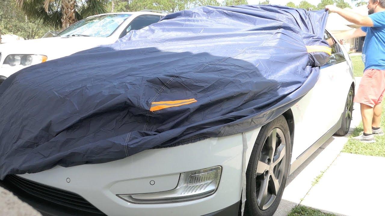 Chevy Volt Car Cover