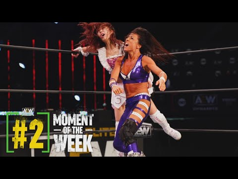 Was Riho Able to Move on in the Tournament in Her First Match in Nearly a Year? | AEW Dynamite