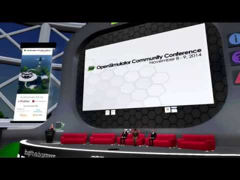 OSCC14 - The New Era of Content Protection in OpenSim