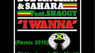 BOB SINCLAR and SAHARA feat SHAGGY - I wanna [(Remix 2010)-Dj.Nacho...InTheMix!®]