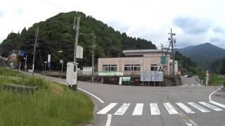 有峰林道 小見線→東谷線→高山大山林道→国道471号線
