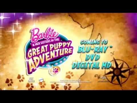 Trailer do filme Barbie e Suas Irmãs em Uma Aventura de Cachorrinhos